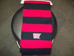 LOGOFIT RUGBY STRIPED SCARF