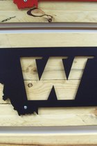 IRON BARK DESIGNS WESTERN SIGN