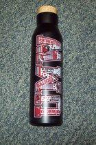 Water Bottle Corky UMW