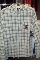 Men Colosseum Plaid Shirt